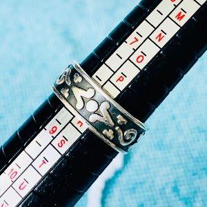 925 Tribal Band Ring (Unisex)